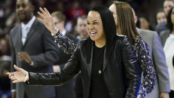 Staley makes history with another Naismith award