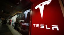 Tesla misses expectations in first-quarter results, shares decline