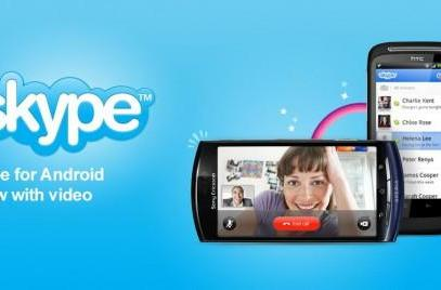 Skype 2 video chat unofficially enabled on the Galaxy S II, Sensation, and others