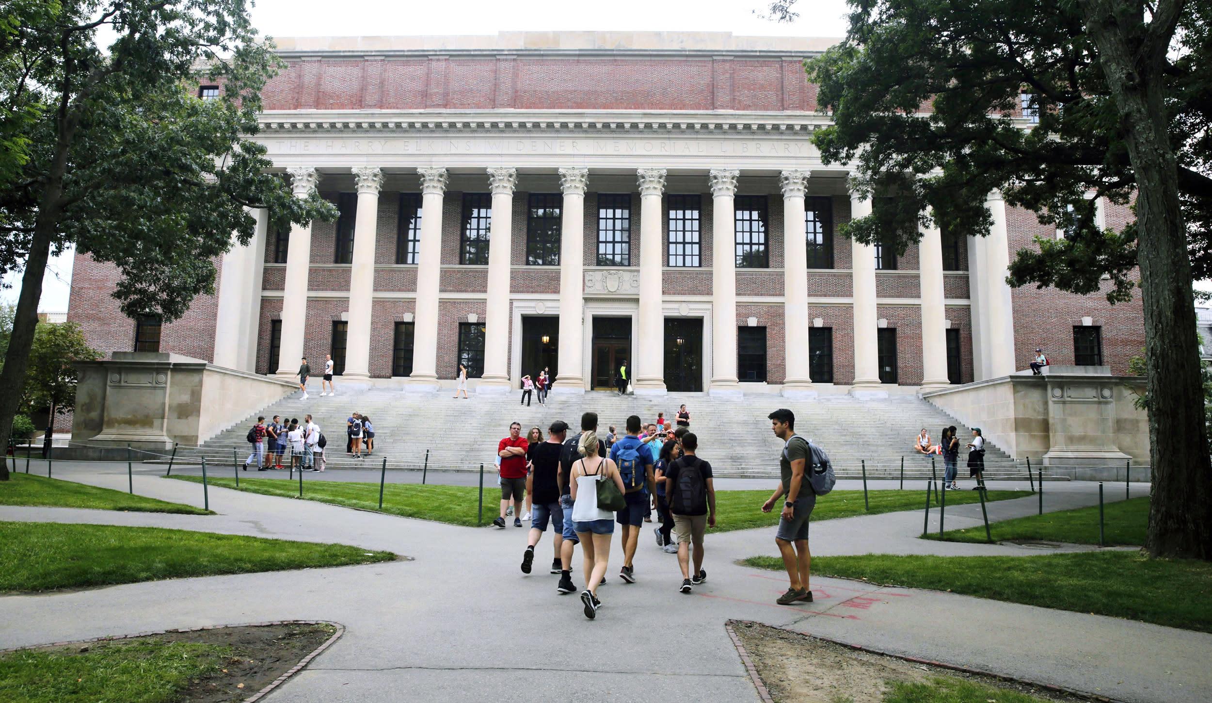 Appeals court challenges claim that Harvard discriminates against Asian American applicants