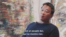 La Face Katché - Hom Nguyen, le cireur de chaussures devenu peintre des stars