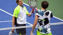 US Open (H) - US Open: Denis Shapovalov s'est fait peur