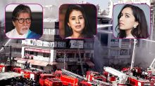 Surat Fire Tragedy: Amitabh Bachchan, Urmila Matondkar, Shraddha Kapoor and Other Bollywood Celebs Offer Condolence- Read Tweets