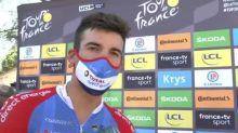 Cyclisme - Tour de France : Calmejane : «Je m'accroche et j'attends des jours meilleurs»