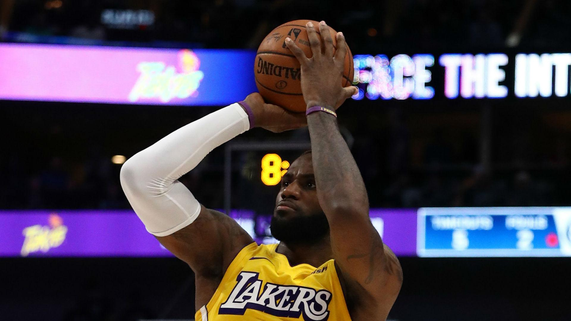 Lebron James It S Always Special To Be Mentioned Alongside