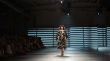 Preen by Thornton Bregazzi SS20 is inspired by Japanese culture and traditions