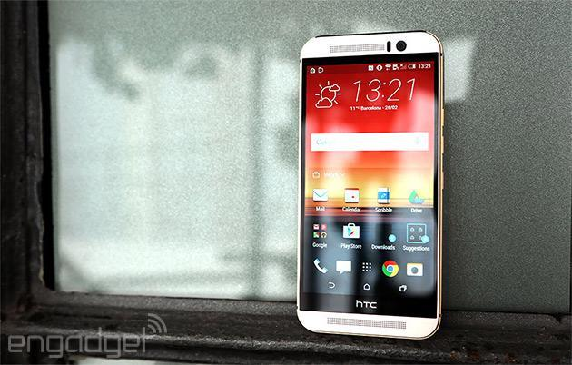 HTC's 'Uh Oh' program will replace your busted One M9 once for free