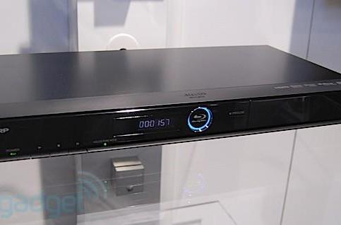 Sharp refreshes its top of the line Blu-ray player with the BD-UP52U