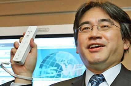 Iwata is named Person of the Year