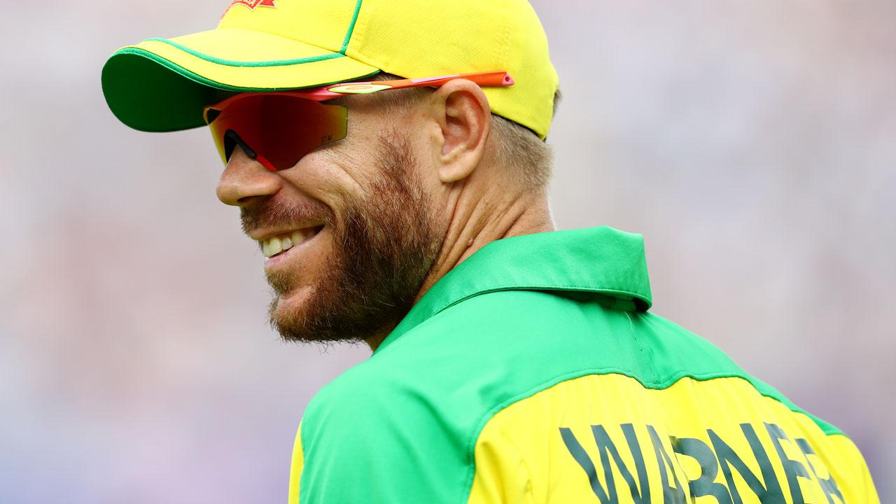 'I thrive on that': David Warner tells England to keep booing