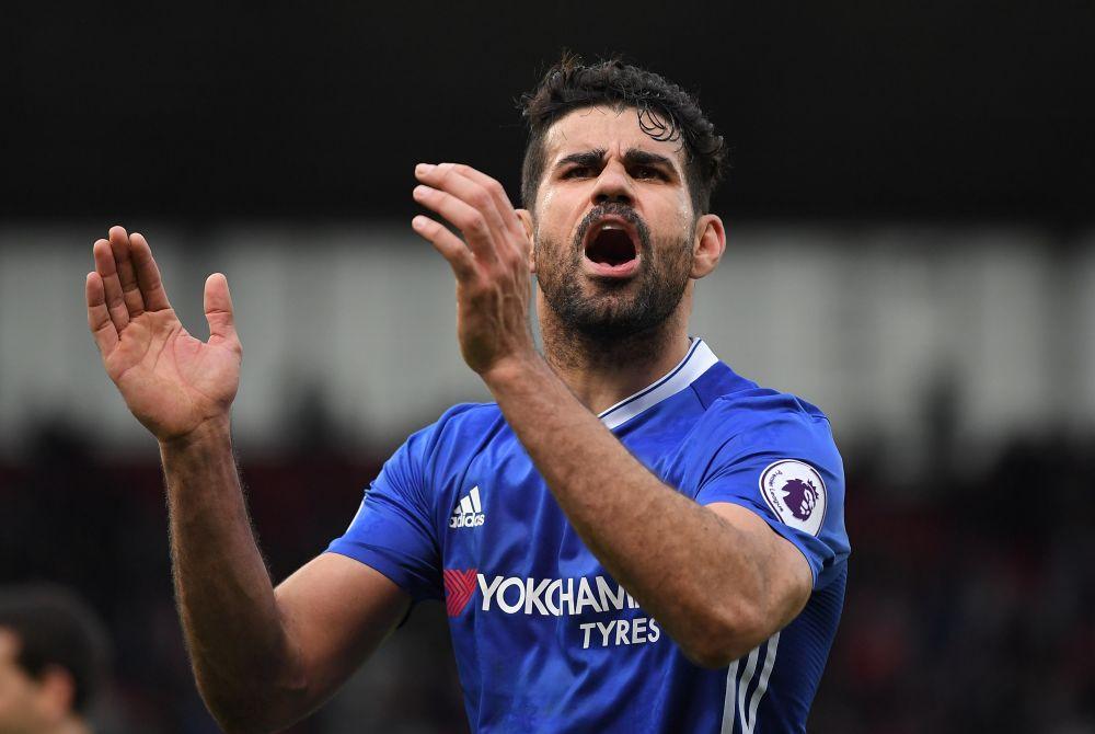 Chelsea, Diego Costa ne sera pas sanctionné