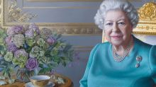 Queen spots surprise hidden detail in new portrait
