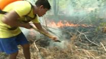 Amazon indigenous groups learn how to fight fire