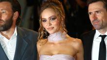 Lily-Rose, la joven promesa e hija de Johnny Depp a la que buscan todas las miradas