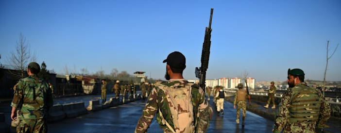 Suicide bomber kills 10 near Afghan capital: interior ministry