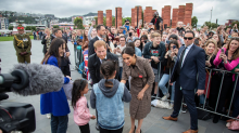 Keeping up with the Sussexes: The day I met Meghan Markle