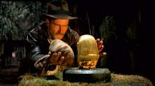 'Raiders of the Lost Ark' Clip: Throw Me the Idol
