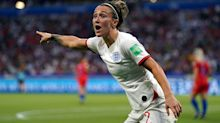Lucy Bronze rejoins Manchester City on a two-year deal