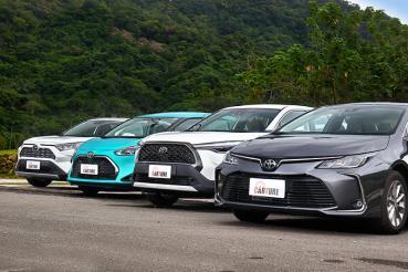 選擇困難T牌鐵粉看過來!後Corolla Cross時代家用Toyota究竟該怎麼選?(配備篇)