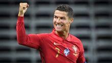 Portugal - Cristiano Ronaldo se rapproche du record absolu de l'Iranien Ali Daei