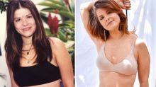 """Samara Felippo impressiona em fotos com 20 anos de diferença: """"Dorme no formol"""""""