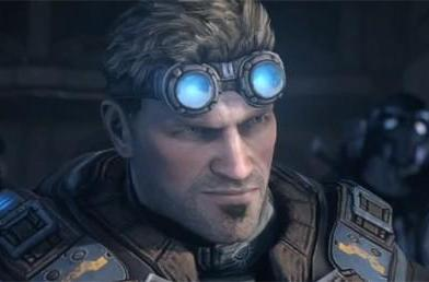 The testimony of Damon Baird in Gears of War: Judgment