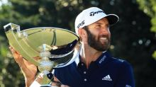 Dustin Johnson scoops $15m FedEx Cup prize after winning Tour Championship