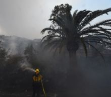 Montecito's misery: Ash rains in California wildfire battle
