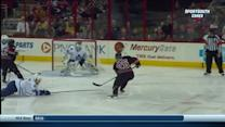 Liles rips it past Reimer on odd-man rush