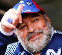 How Diego Maradona's life spiralled to leave him a hobbling, arthritic shadow of his former self