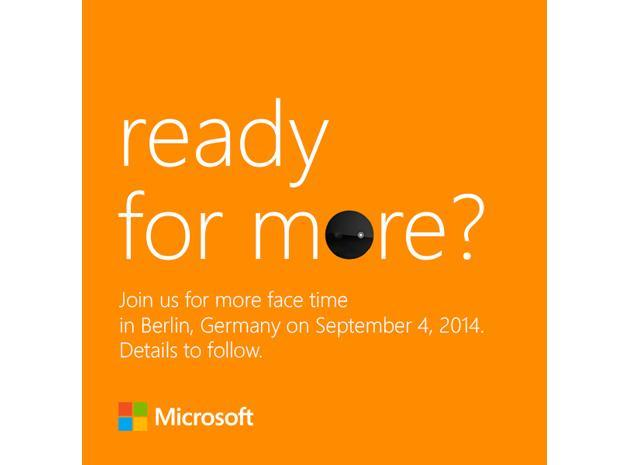 Microsoft teases new camera-focused Windows Phones on September 4th