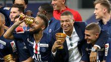 PSG-Lyon : sur les réseaux sociaux, Mbappé valide le match de Verratti