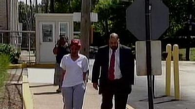Mom Charged In Kids' Fire Deaths Released From Jail