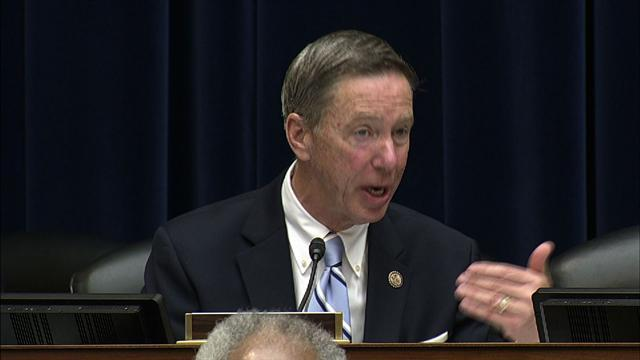 On IRS, Dem. congressman says special prosecutor may be needed