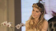 Belinda y su novio Christian Nodal ignoran los rumores de montaje