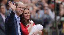 Prince William speaks out about his newborn son for the first time