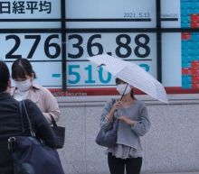 Asian markets fall for third day after shock US inflation rise