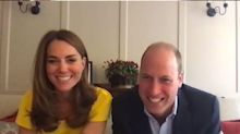 Watch Prince William and Kate Middleton Video Chat with an Adorable Koala
