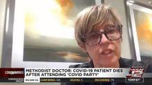 'Acho que cometi um erro': americano de 30 anos morre no Texas depois de participar de 'festa da Covid-19'