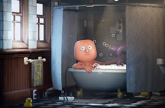 'Trover Saves the Universe' is a meditation on nihilism