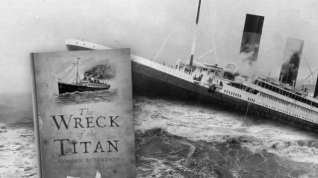 Untergang Titanic Jahr