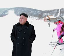 Kim Jong-un 'handed propaganda victory' over North Korea's luxury ski resort