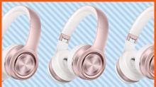 Whoa! Amazon just knocked over 50 percent off these 'awesome' wireless headphones—grab them for $22