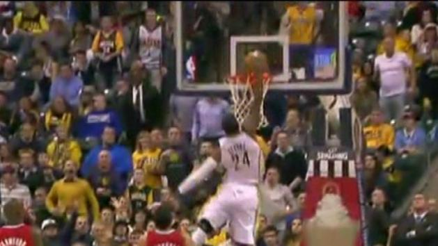 Is this the greatest dunk of all time?