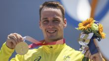 Four golds make Australian Olympic history