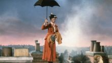 Julie Andrews reveals she 'almost died' on the set of Mary Poppins