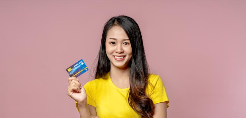 How simply getting a credit card allowed women to eventually build wealth