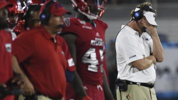 Costly tweet: Kiffin fined for making fun of refs