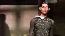London Fashion Week: extravagancia para ellos