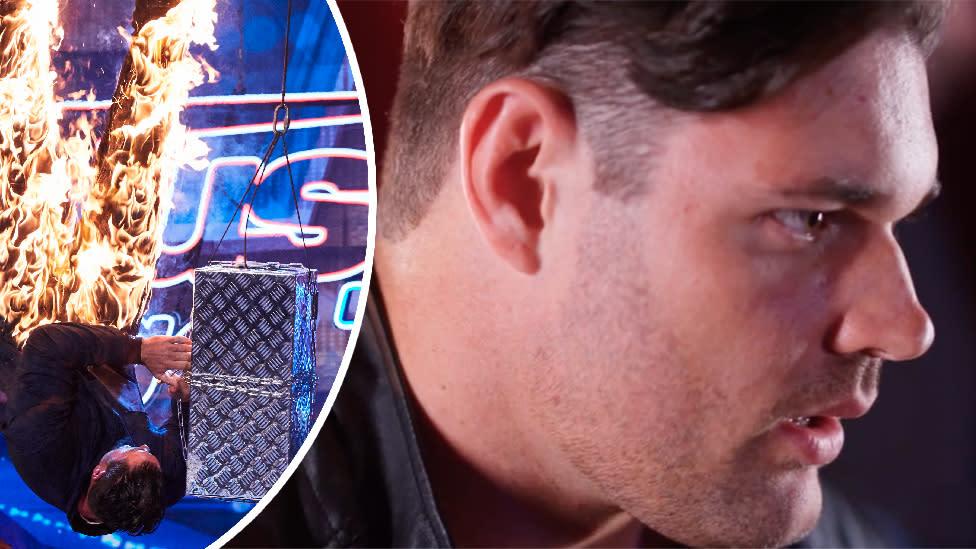 'My phone's cut off, I'm super broke': Bachelor star breaks down in emotional TV return